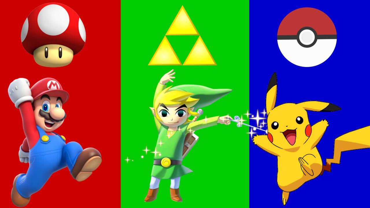 Nintendo NX: un nuovo Mario, Zelda e Pokemon entro 6 mesi dal lancio?