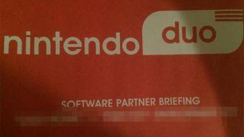 Nintendo NX potrebbe chiamarsi Nintendo Duo?