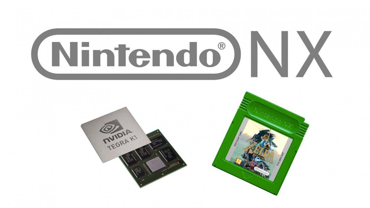 Nintendo NX: il prototipo ha 32 GB di memoria interna