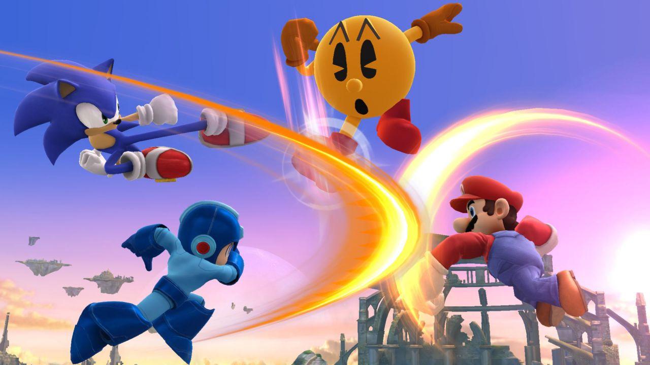 Nintendo NX: Super Smash Bros sarà disponibile al lancio della console?