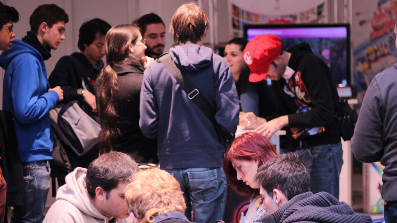 Nintendo partecipa al Videogames Party
