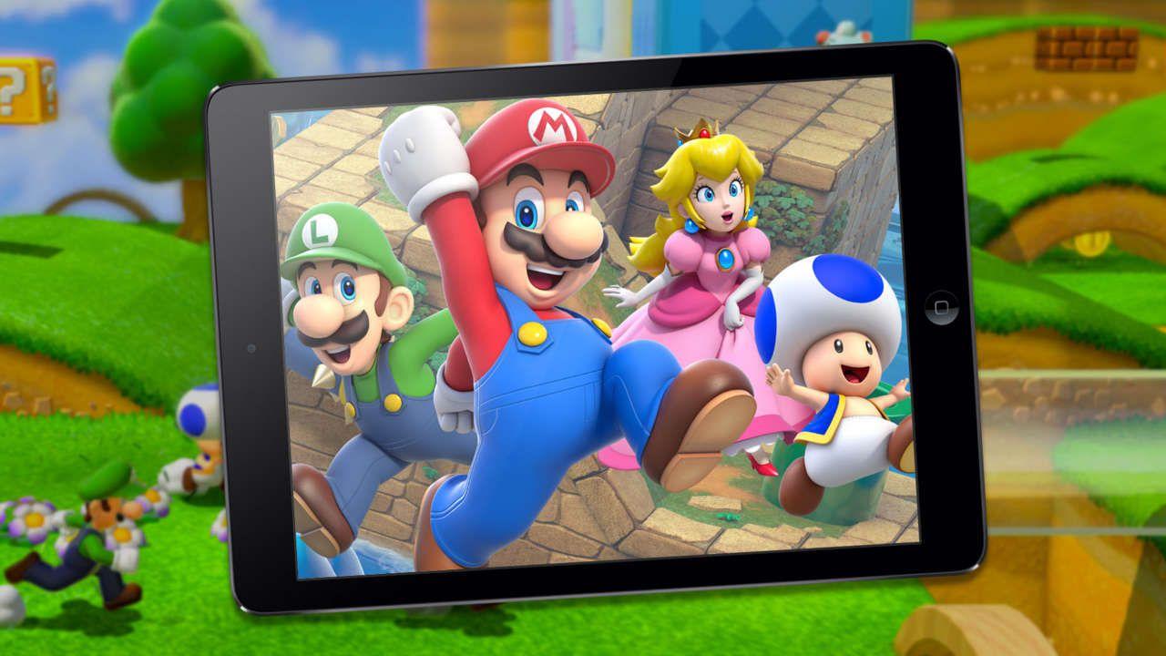 Nintendo pubblicherà cinque giochi mobile entro la fine di marzo 2017
