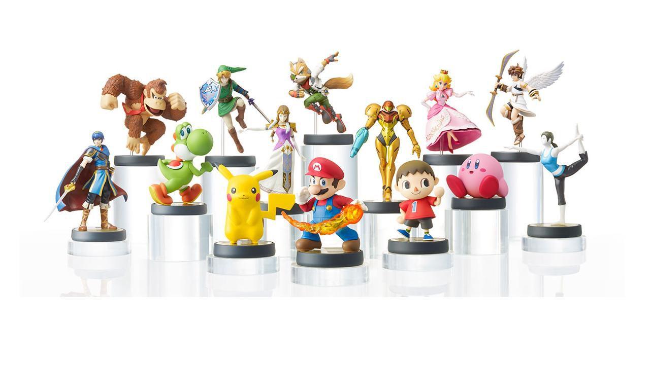 Nintendo sta pensando di portare gli Amiibo su smartphone