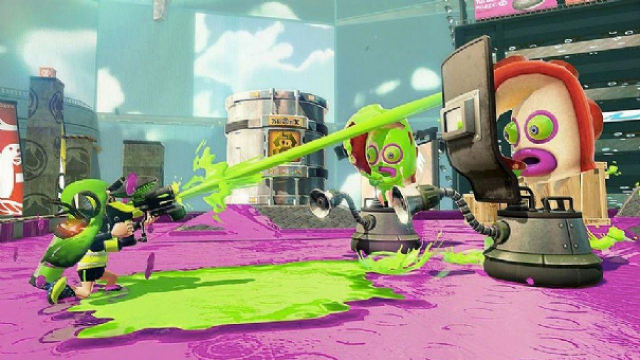 Nintendo supporterà Splatoon anche dopo il lancio