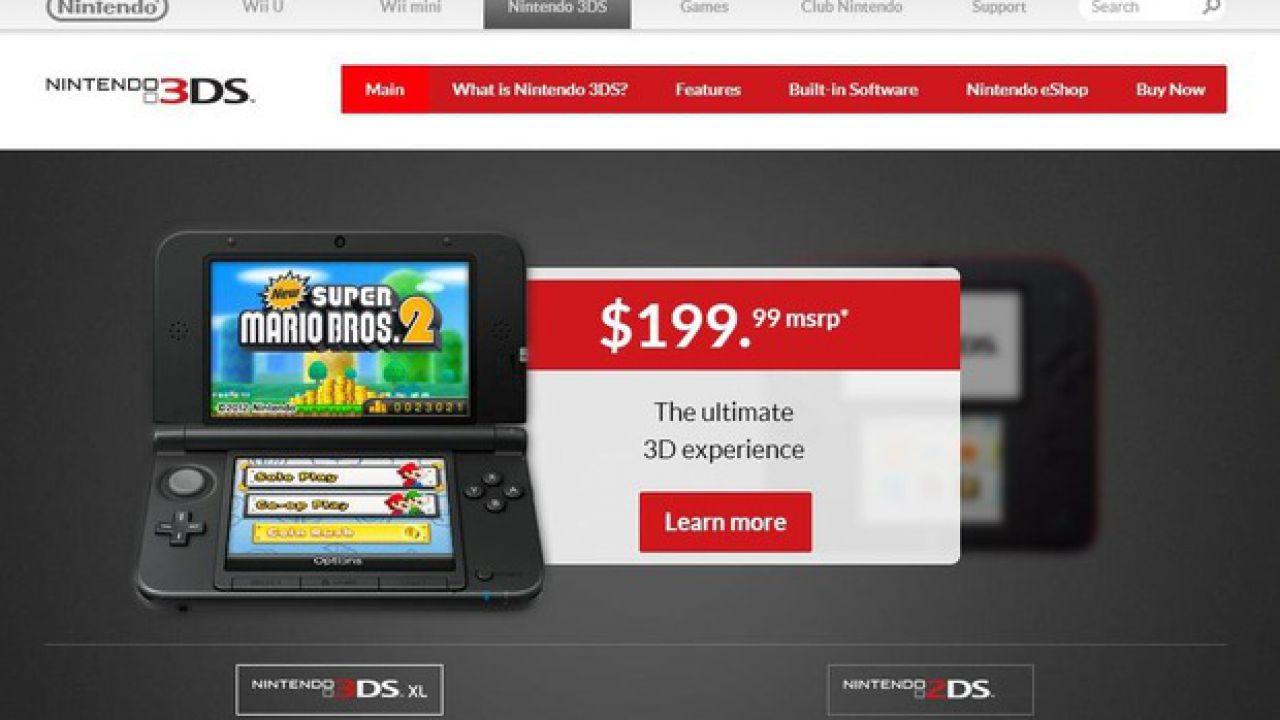Nintendo svela il canale Anime Channel per 3DS