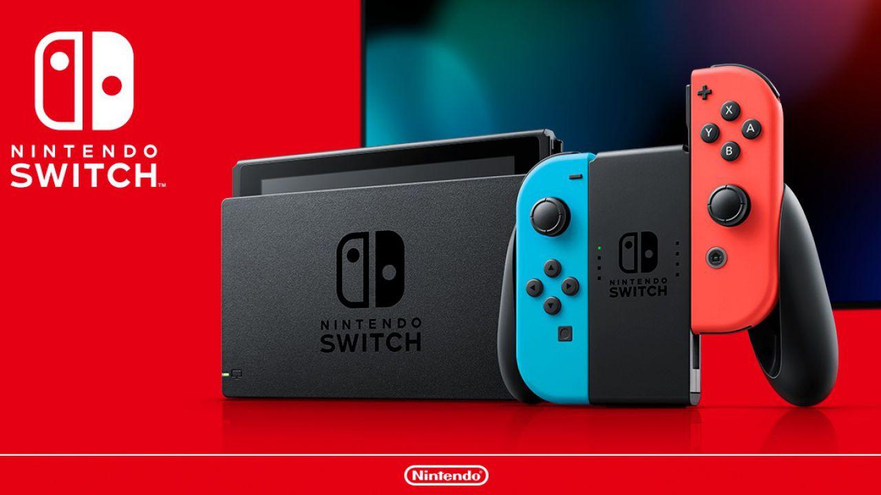 Nintendo Switch a 199 euro da Euronics con la promozione I Magnifici 10!