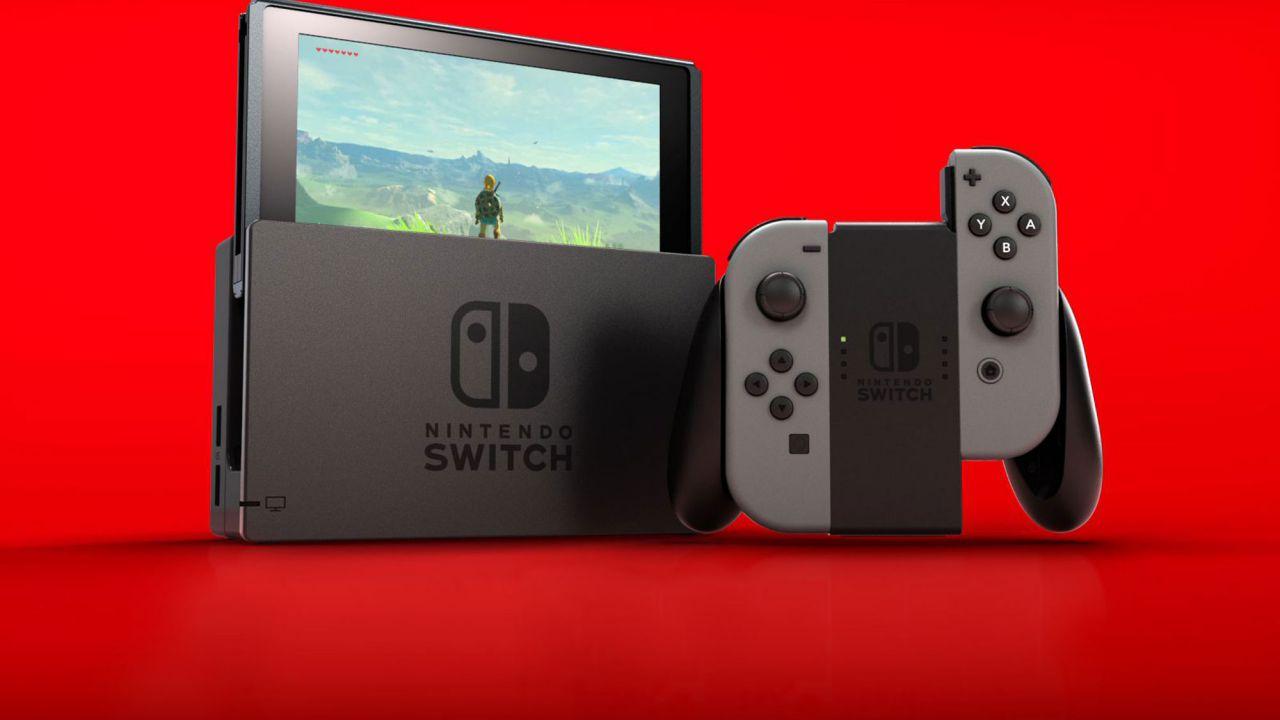 Nintendo Switch 4K: nuovo modello nel 2021, report di Bloomberg