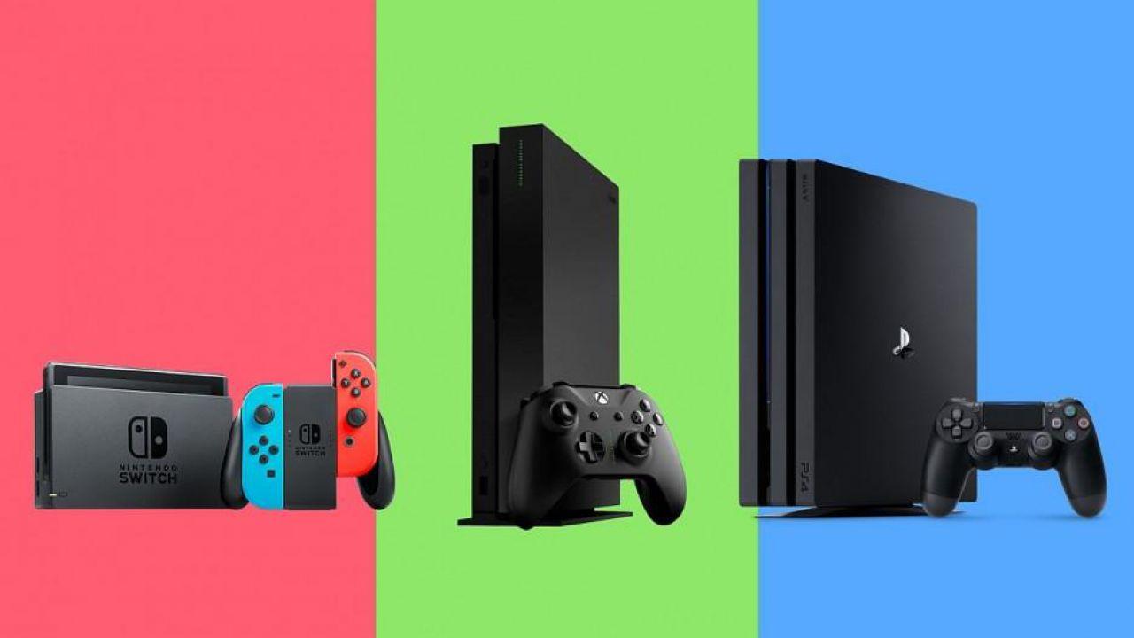 Nintendo Switch doppia PS4 e batte Xbox One nelle vendite console di aprile 2020 negli USA
