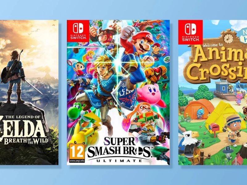 Nintendo Switch: Famitsu lists the 35 best-selling games of all time in Japan