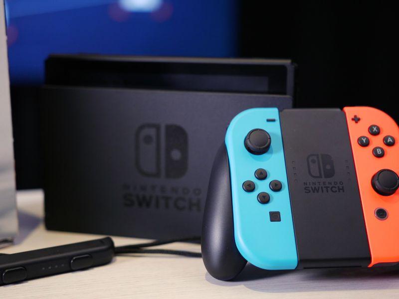 Nintendo Switch: in arrivo gli account ospite e il trasferimento dei salvataggi?