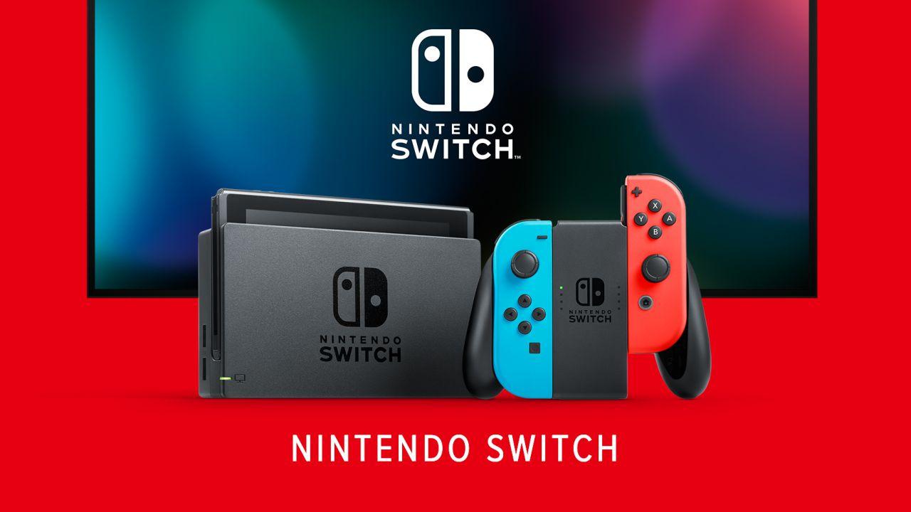 Nintendo Switch, nuovo modello in arrivo? Lo suggerisce l'ultimo firmware
