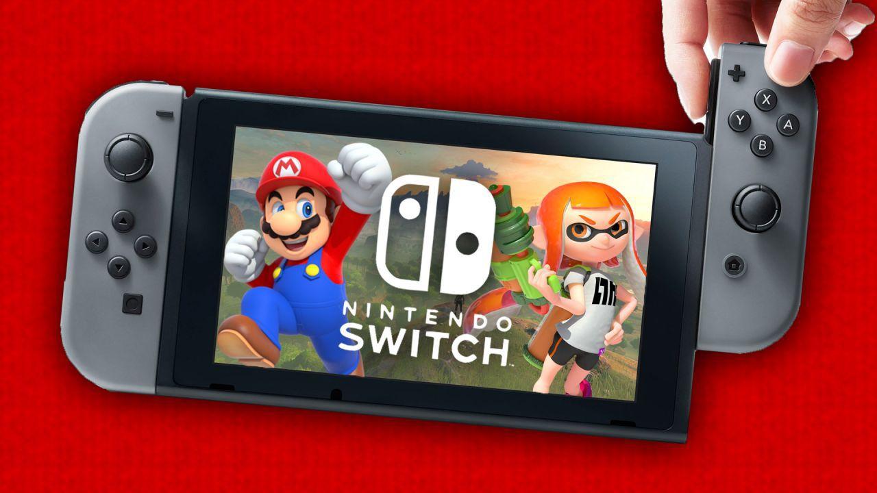 Nintendo Switch PRO sarà meno potente del previsto: 4K solo in upscaling?