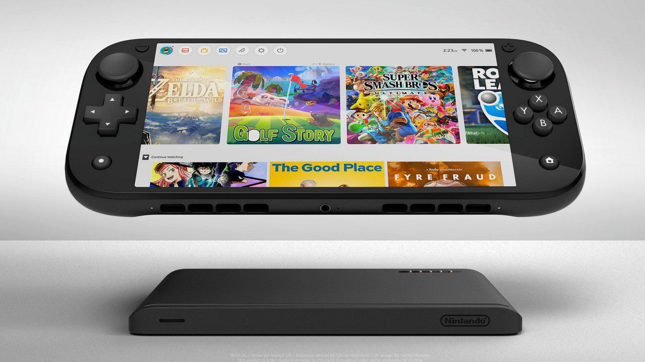 Nintendo Switch PRO: anche il publisher di Monster Boy cita la console 4K
