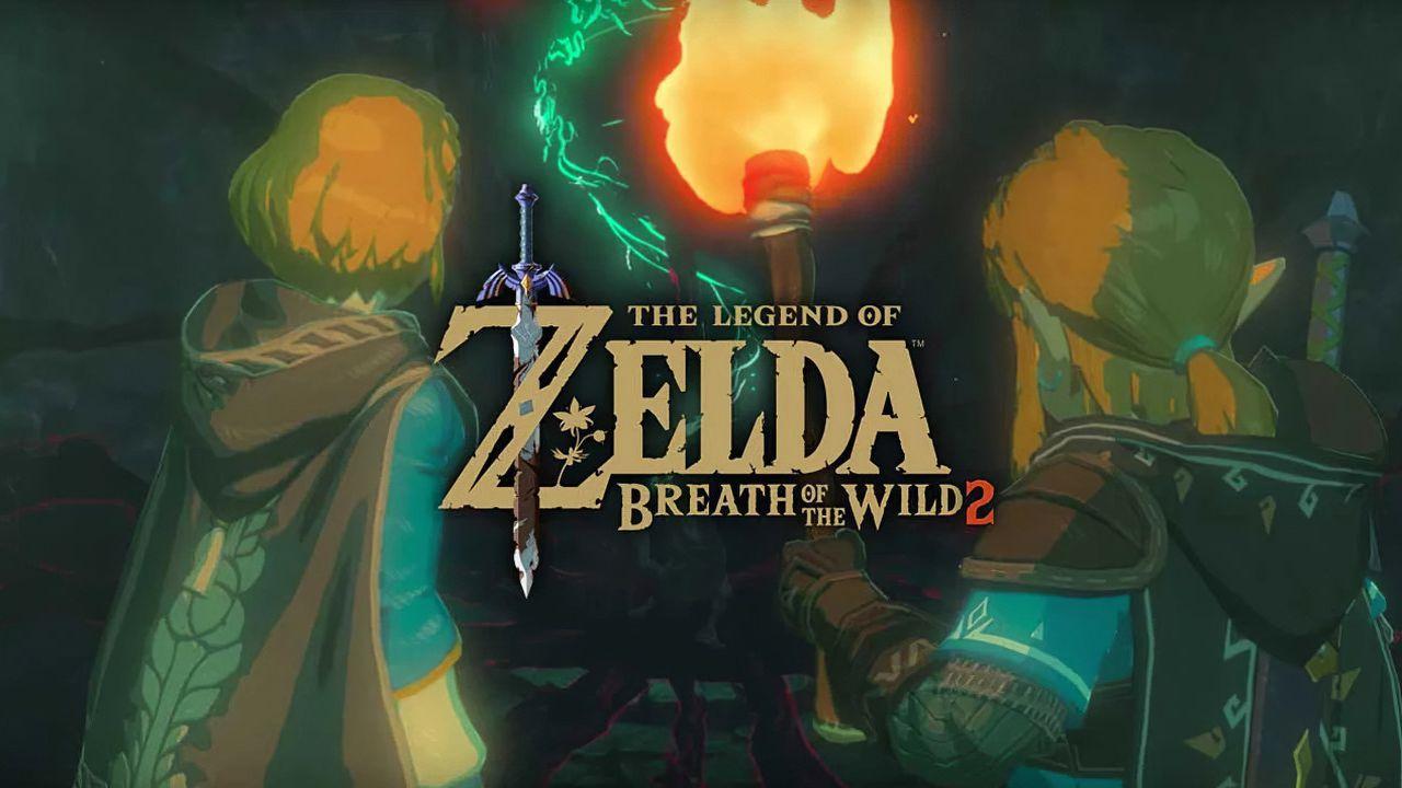 Nintendo Switch PRO, Zelda Breath of the Wild 2 e Mario Kart 9: proseguono i rumor