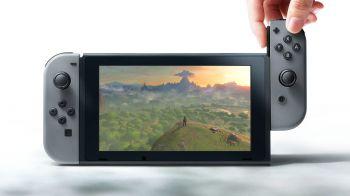 Nintendo Switch: le sequenze di gioco del trailer non erano in tempo reale