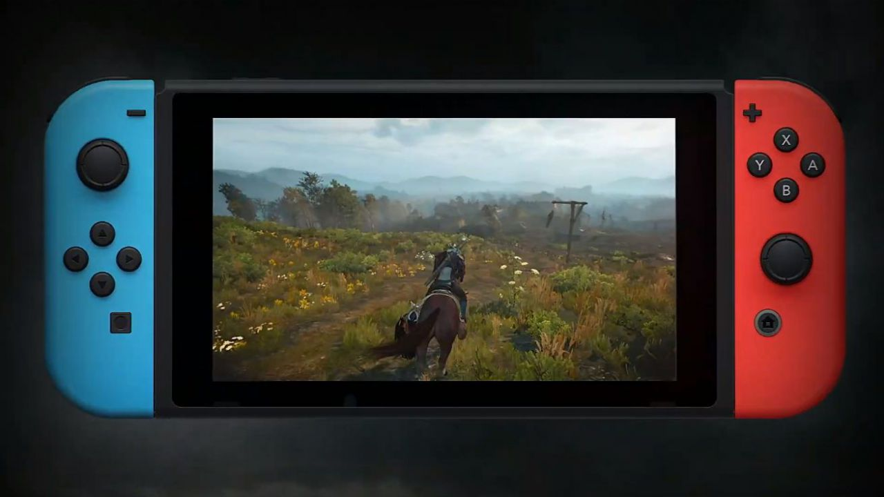 Nintendo Switch, sorprese in arrivo: teaser dagli autori del porting di The Witcher 3