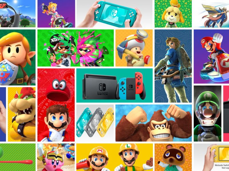 Nintendo Switch, revealed the most played titles in 2020: Fortnite beats everyone
