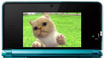 Nintendogs + Cats, trailer americano