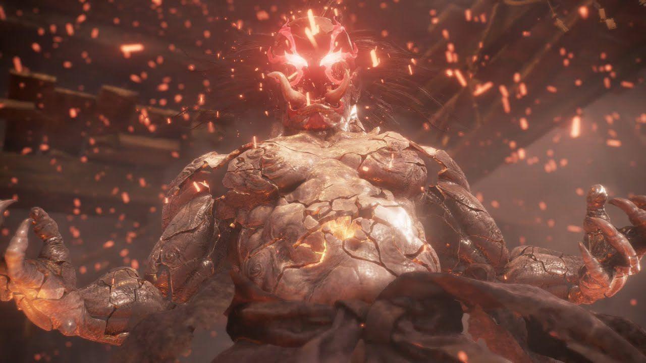 Nioh 2, guida: come sconfiggere Enenra, il secondo boss
