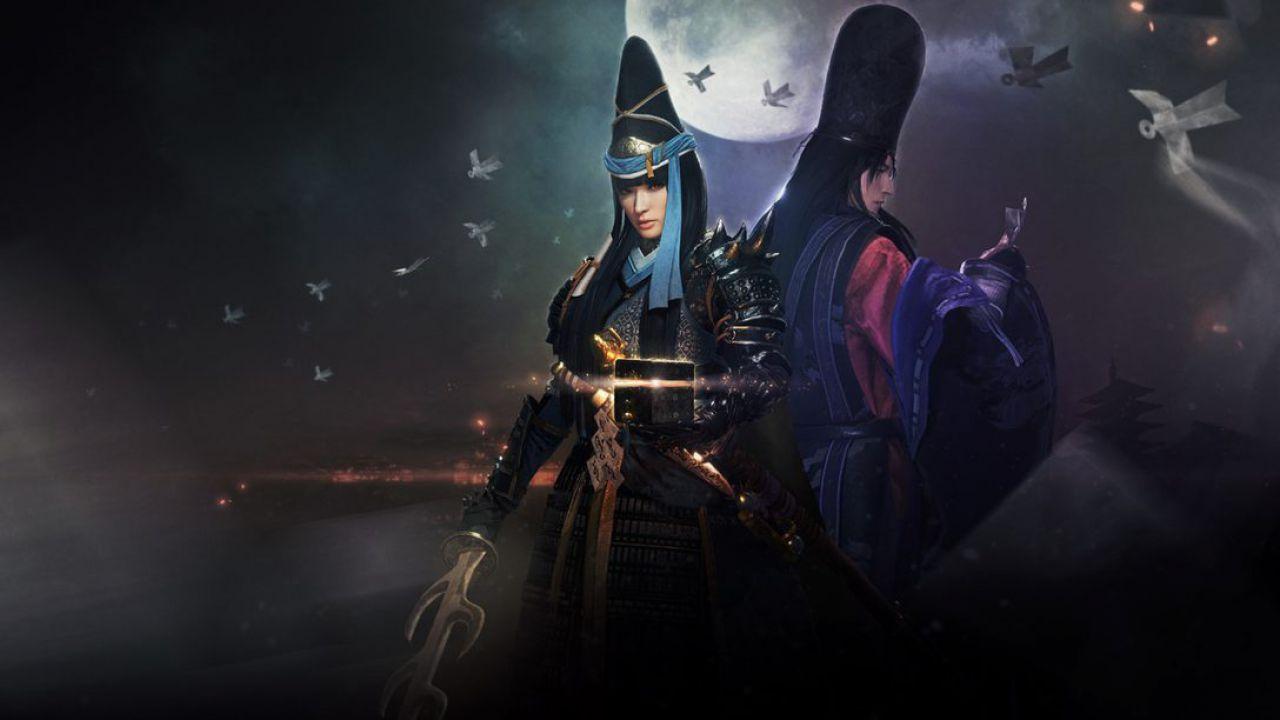 Nioh 2: nuove immagini e data del DLC Oscurità nella Capitale