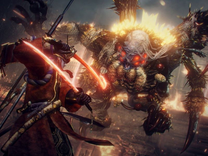Nioh 2 on PC: problems reported for mouse and keyboard users