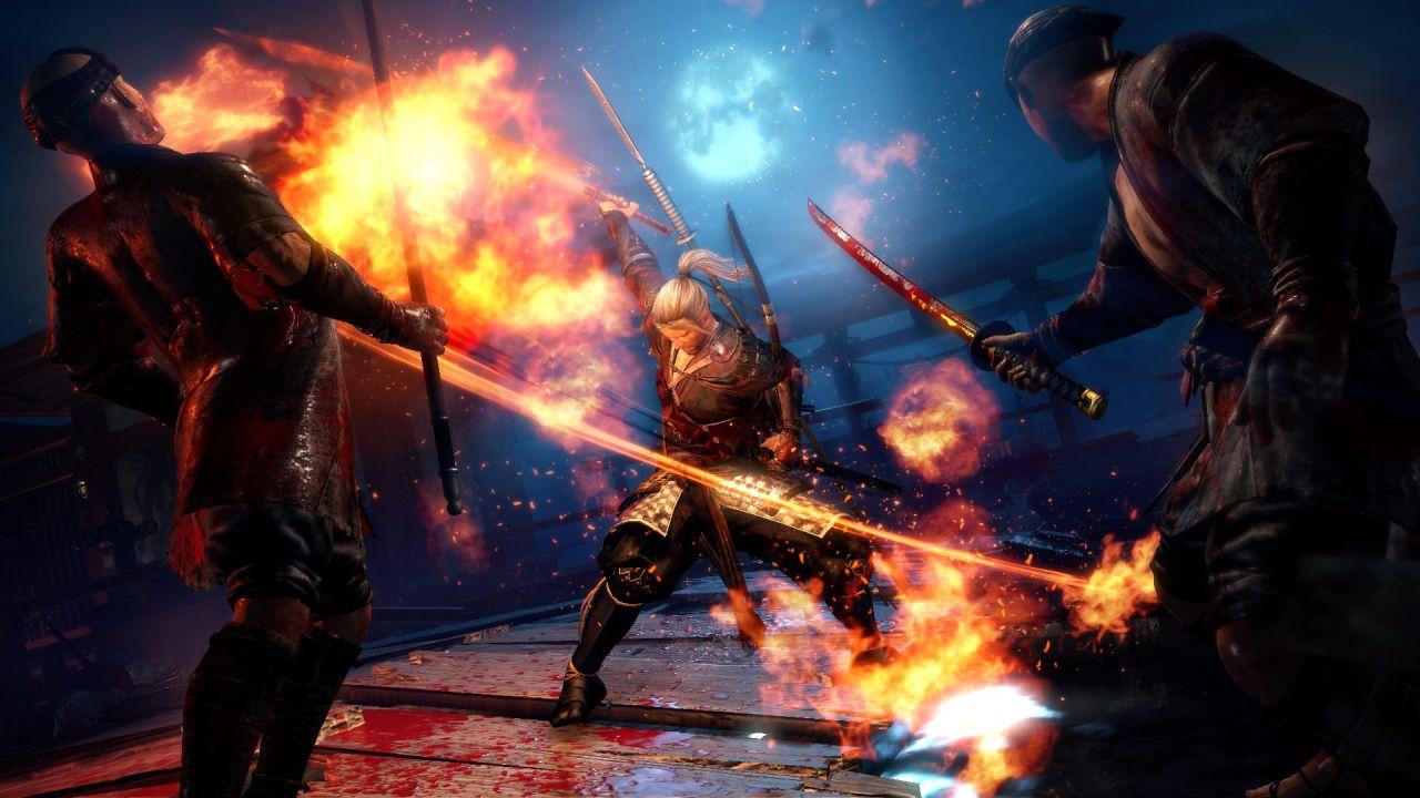Nioh: Violenza e smembramenti domineranno il gioco in occidente
