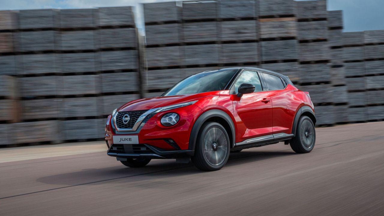 Nissan Juke si rinnova: nuovo design e motore 3 cilindri turbocompresso
