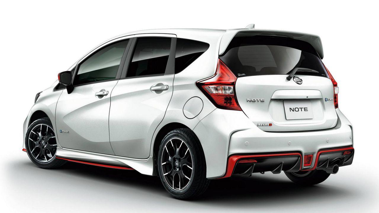 Nissan presenta la nuova Note e-Power NISMO S: un upgrade a 360 gradi