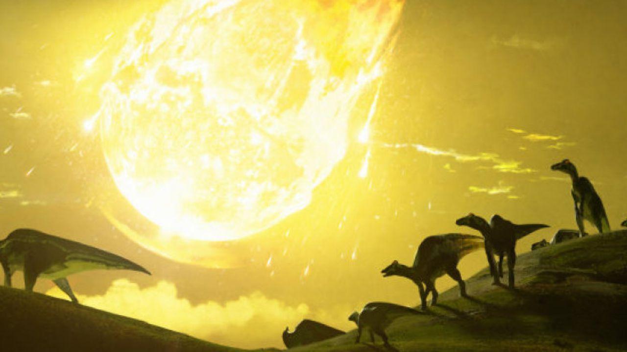No, i dinosauri non stavano già scomparendo quando l'asteroide colpì la Terra