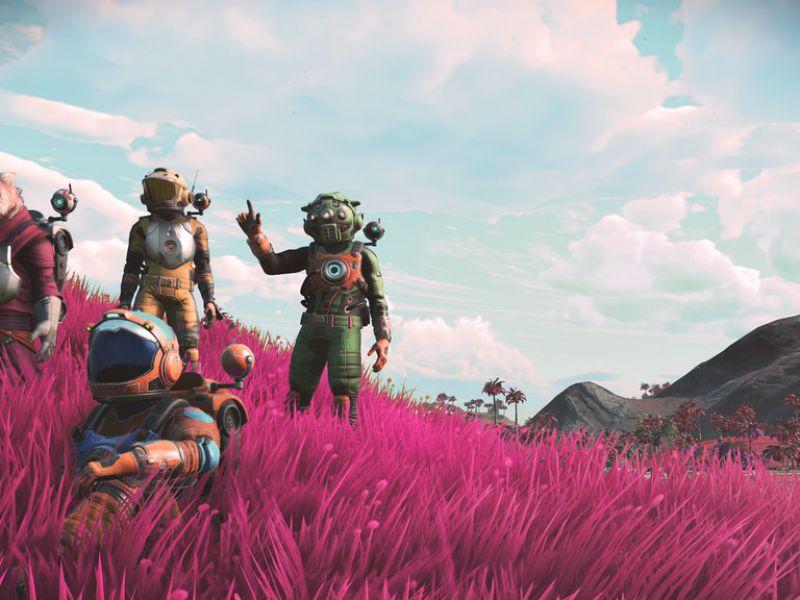 No Man's Sky avrebbe dovuto includere al lancio una modalità multiplayer 'light'