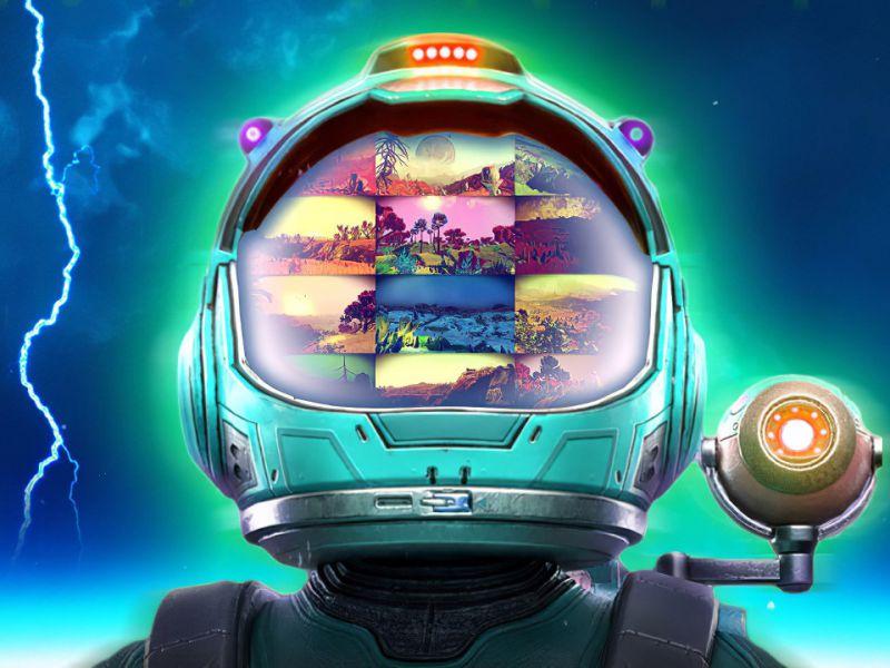 No Man's Sky dopo Beyond: la community immagina le novità del 'finto' update Infinity