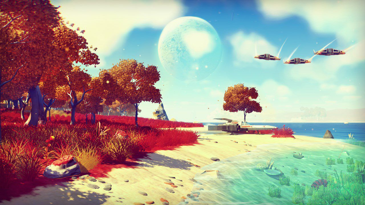 Sony, Amazon e Steam rimborsano i giocatori delusi da No Man's Sky
