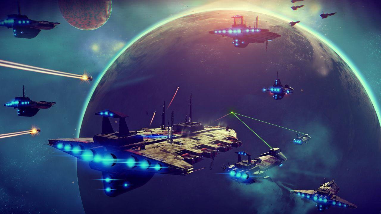 No Man's Sky: i devs continuano a lavorare sulla versione PC