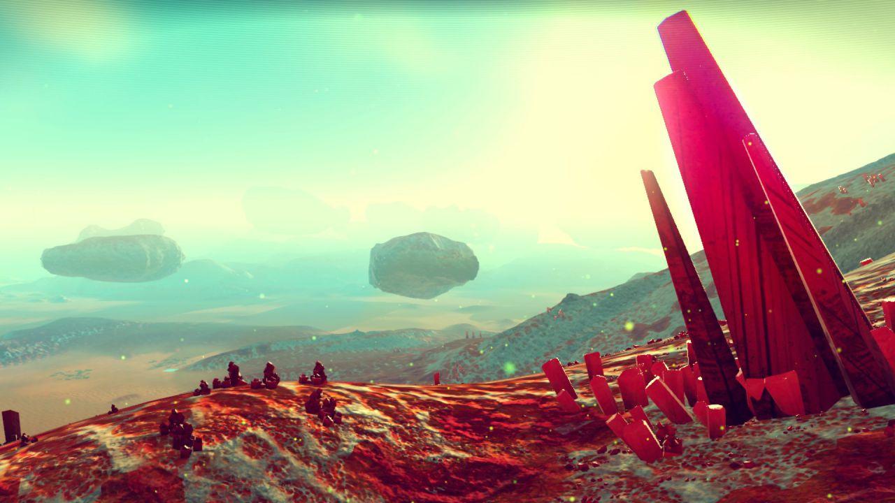 No Man's Sky: Disponibile la prima patch su PS4 e PC