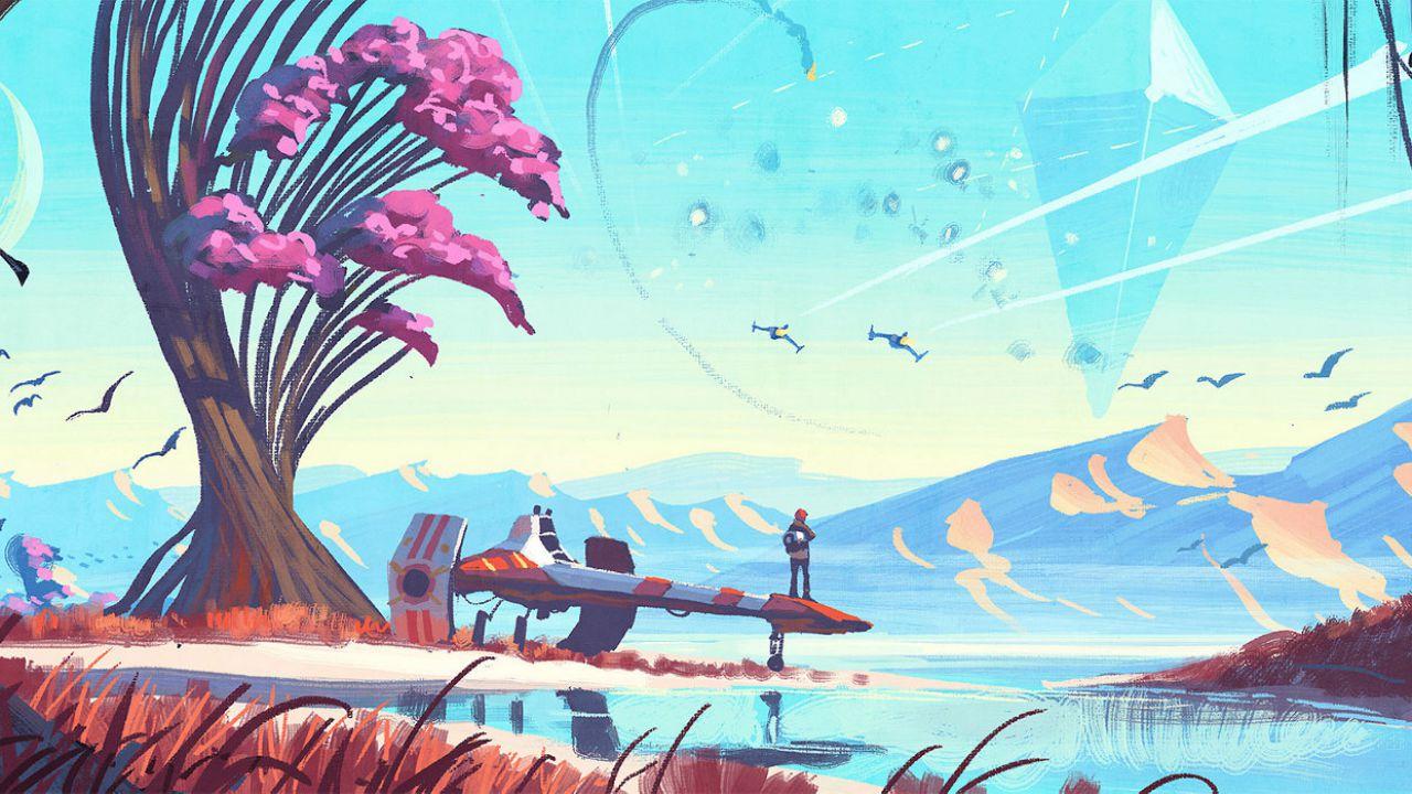 No Man's Sky: due giocatori sono atterrati sullo stesso pianeta