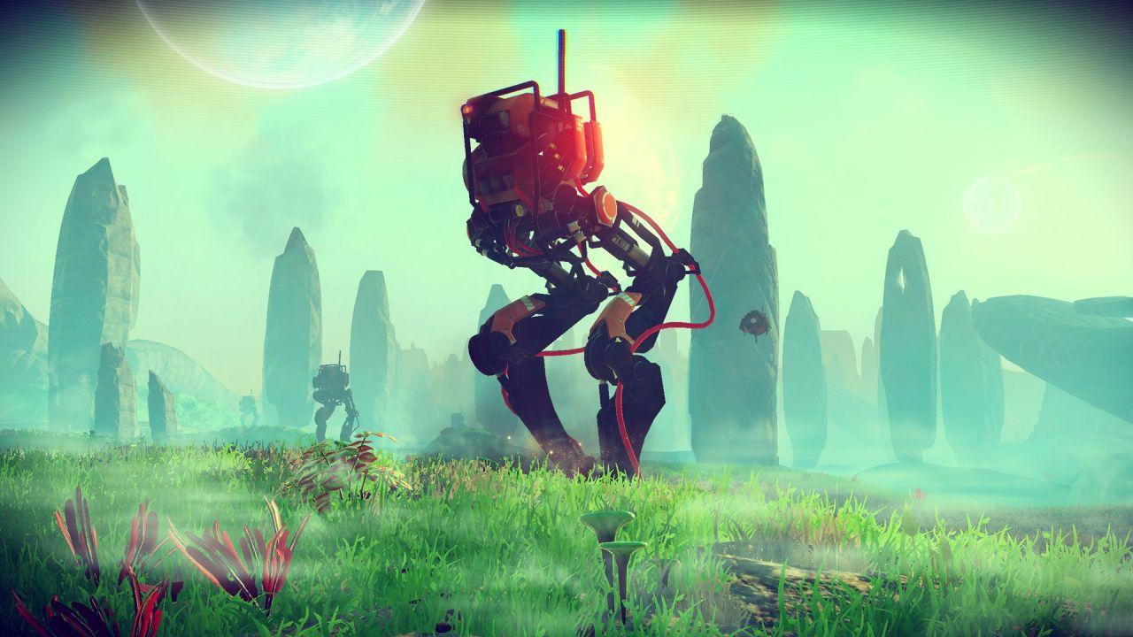 No Man's Sky: Hello Games sta sviluppando espansioni e contenuti extra