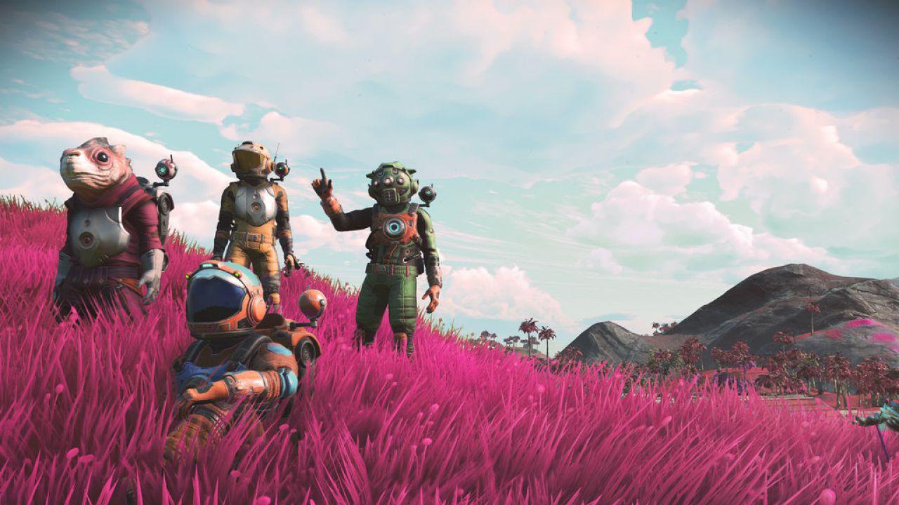 No Man's Sky: Hello Games svela tutte le informazioni sull'aggiornamento NEXT