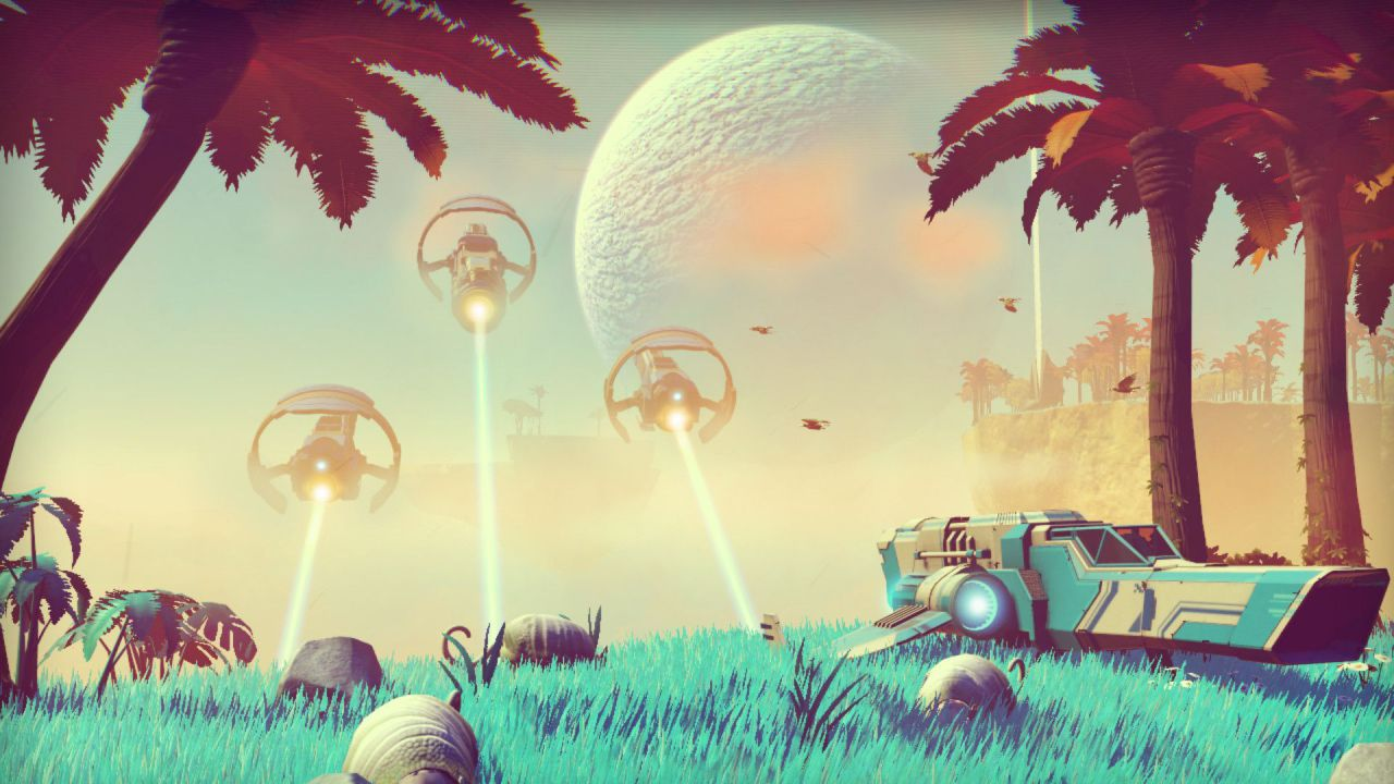 No Man's Sky: online la lista trofei per PS4