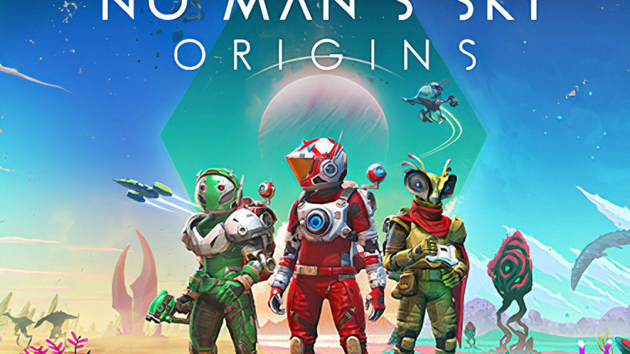 No Man's Sky Origins: mondi alieni ancora più esotici nell'immagine teaser dell'espansione