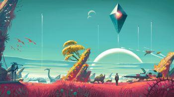 No Man's Sky: Sony non ha mai citato la presenza del multiplayer