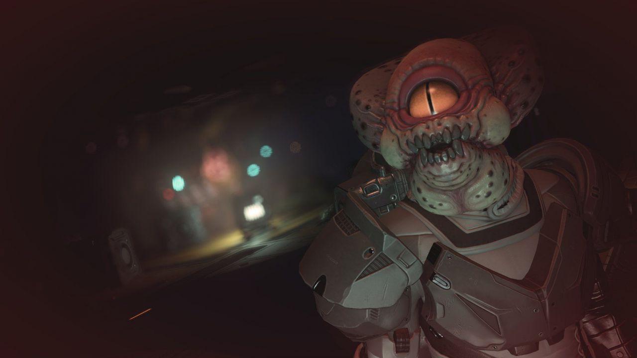 No Man's Sky si trasforma in un horror sci-fi con le sfide di Halloween!