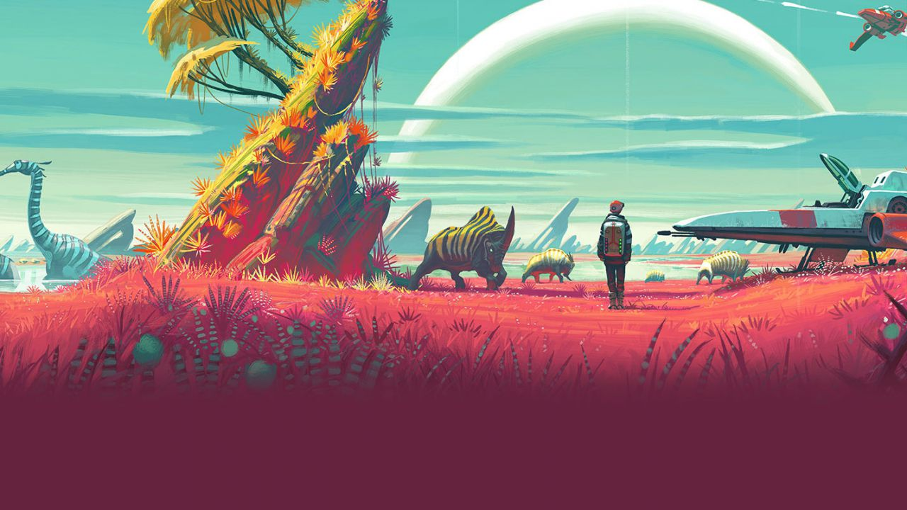 No Man's Sky: 18 trilioni di pianeti? Un giocatore si trova su quello iniziale da 30 ore