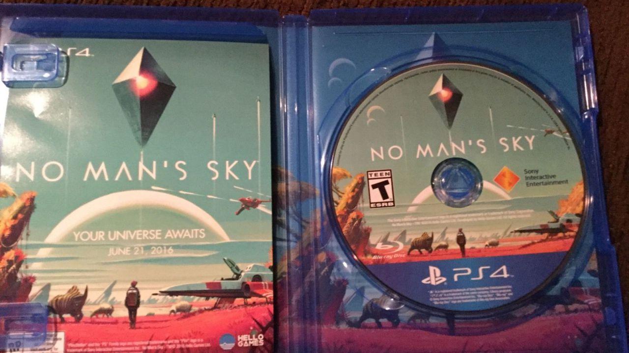 No Man's Sky venduto su eBay a 2.000 dollari