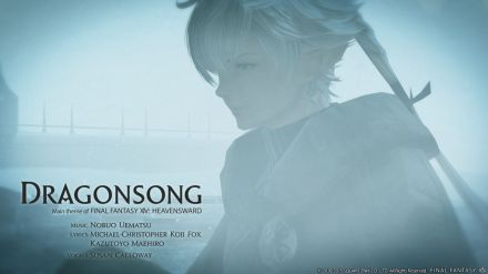 Nobuo Uematsu presenta Dragonsong, brano della colonna sonora di Heavensward