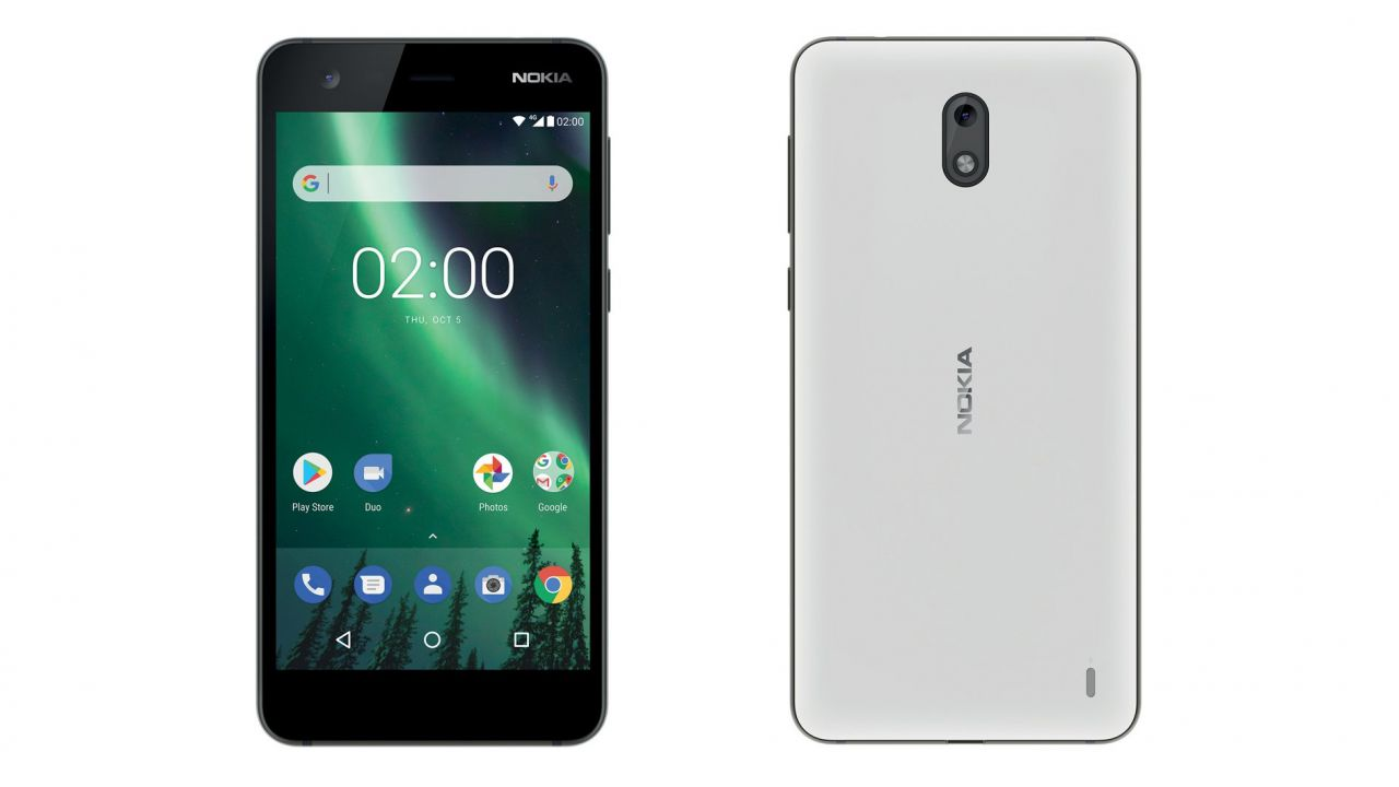 Nokia 2 in arrivo in Italia dal 14 Gennaio a 119 Euro