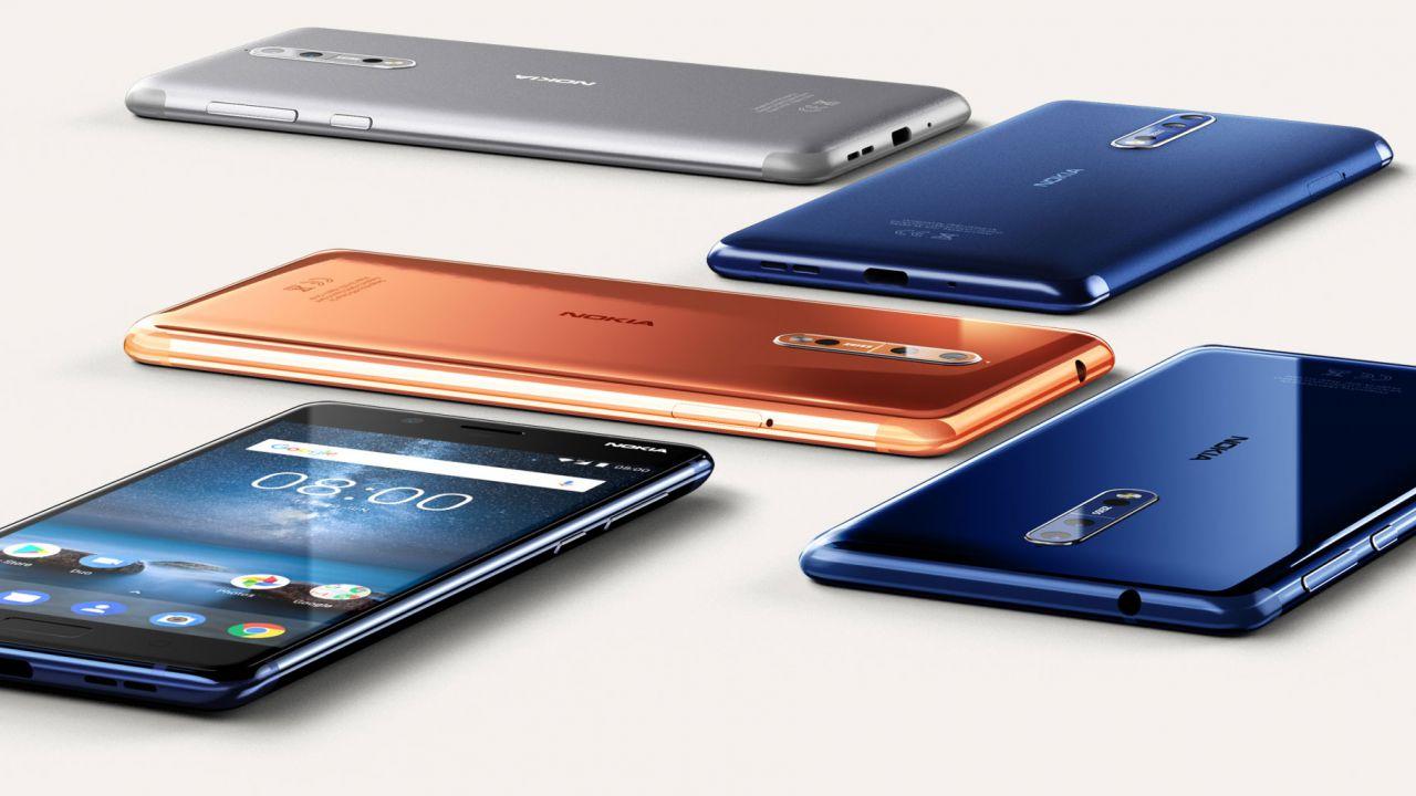 Nokia 8 protagonista delle ultime tappe del tour dei Thegiornalisti