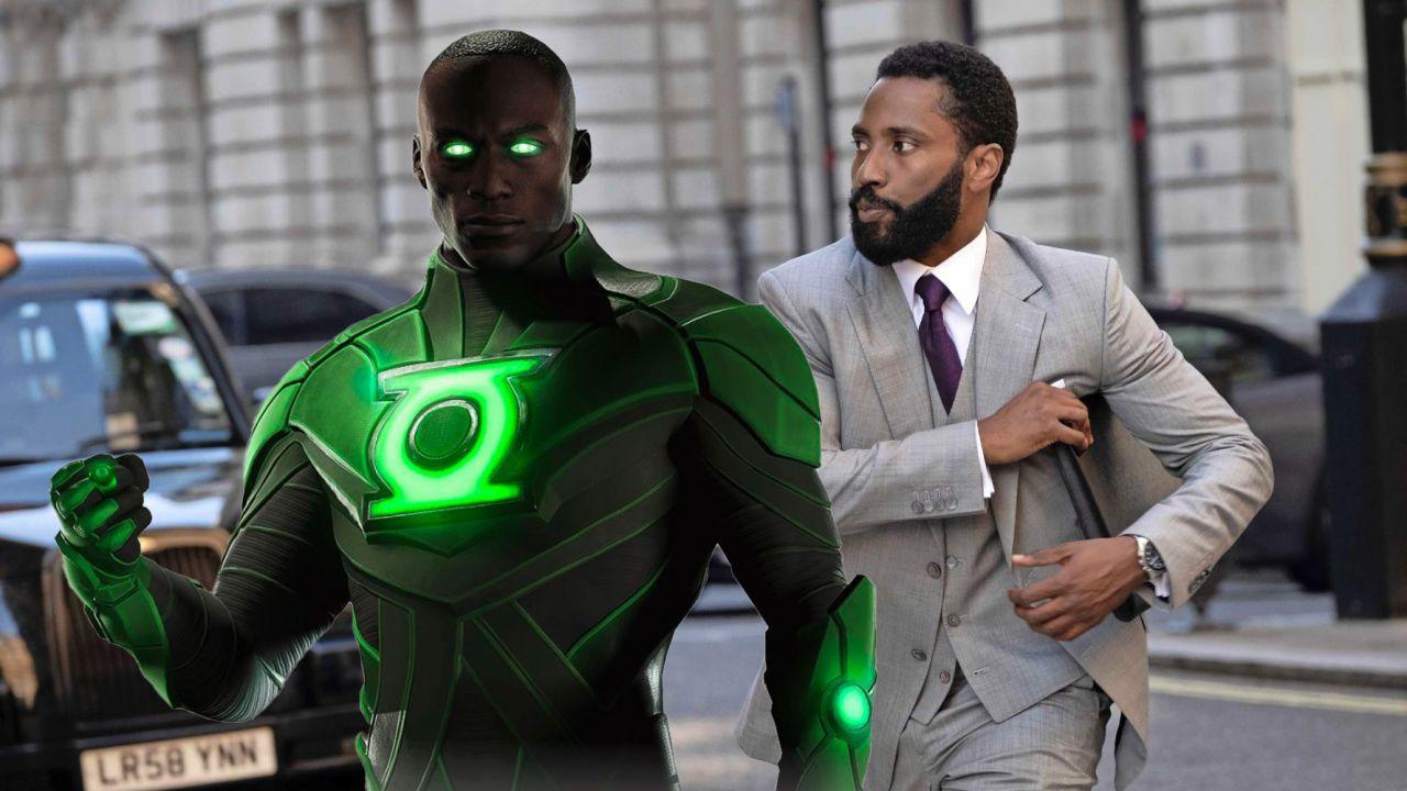 Nolan vuole John David Washington come Green Lantern, ma avvisa: 'Con DC Films ho chiuso'