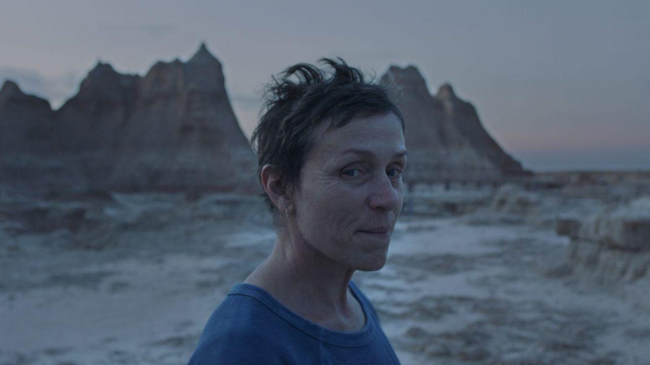 Nomadland: il film con Frances McDormand vince anche il Toronto Film Festival