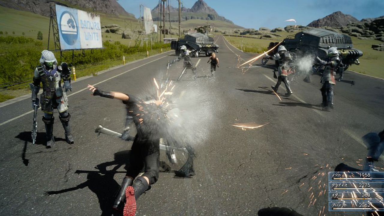 Nomura: presto novità su Final Fantasy Versus XIII