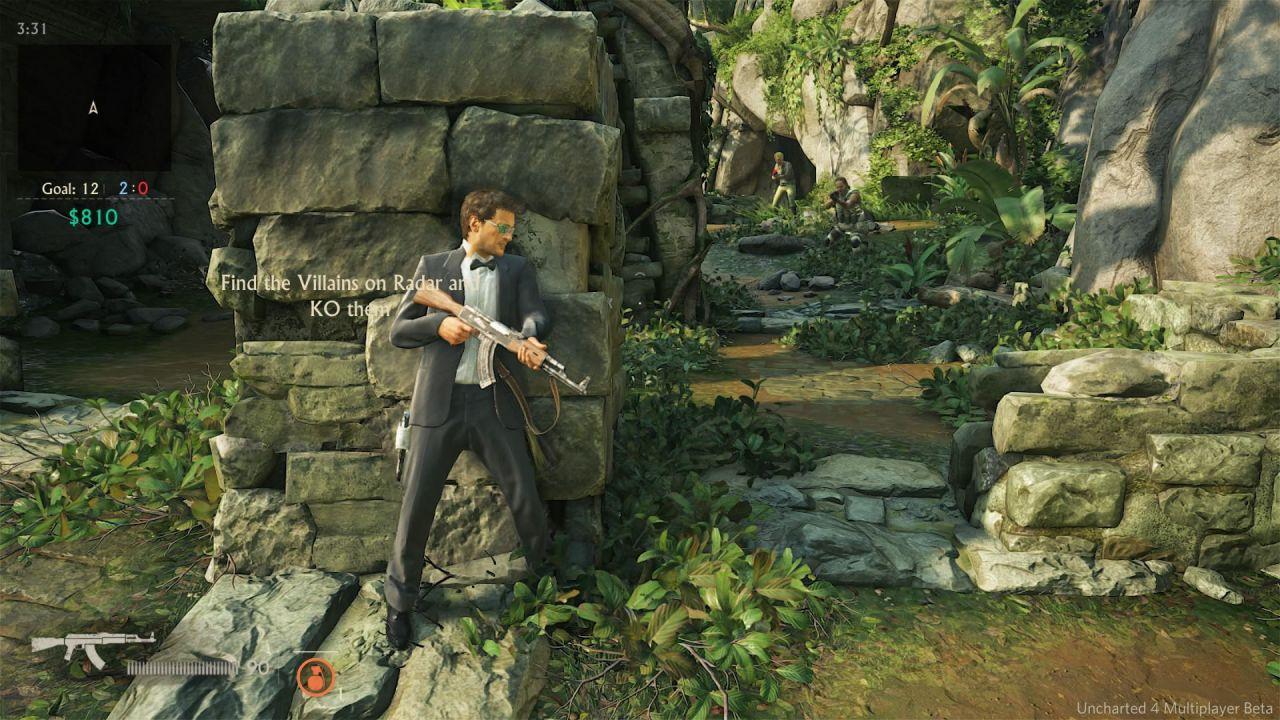 Non è prevista una beta pubblica per Uncharted 4